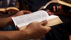 Bijbelstudie @ De Hoeksteen