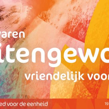 Week van Gebed 2020 in Lelystad