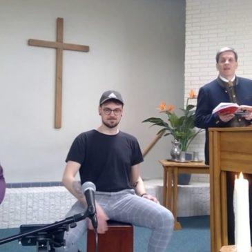 Online dienst over Psalm 139