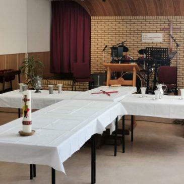 Goede Vrijdag-dienst met Heilig Avondmaal