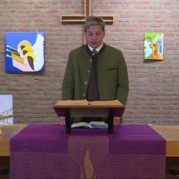 Interkerkelijke avondgebeden in de Stille Week