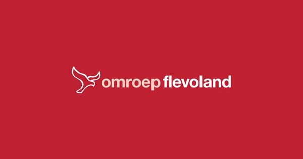 Uitzending dienst op Omroep Flevoland